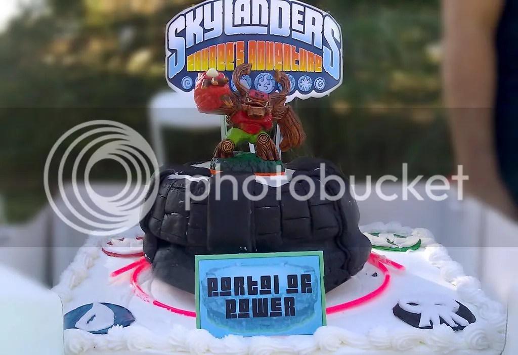 Skylander=portal