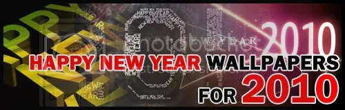 Free Happy New Year 2010 Wallpapers