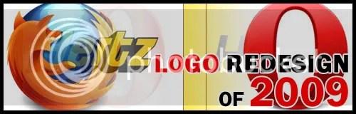 Logo Rebranding Redesign 2009