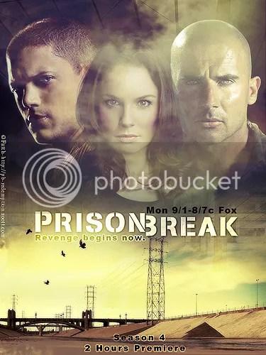 Promo Season 4 Prison Break