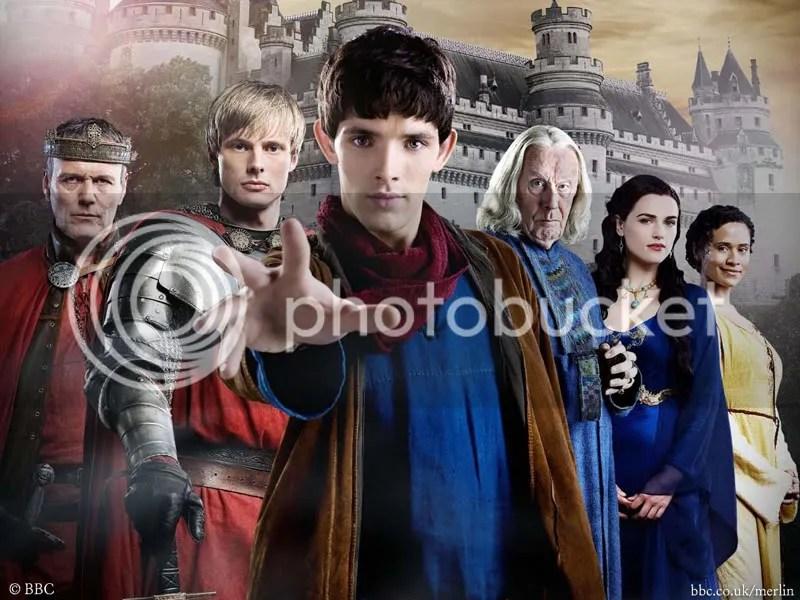 Personajes de Merlin
