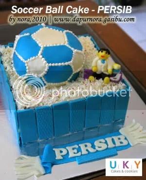 soccer ball persib