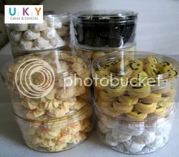 cookies lebaran bandung