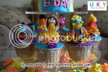 cupcake tokoh animasi bandung