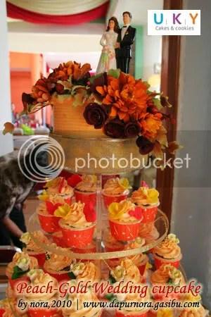 wedding cupcake bandung