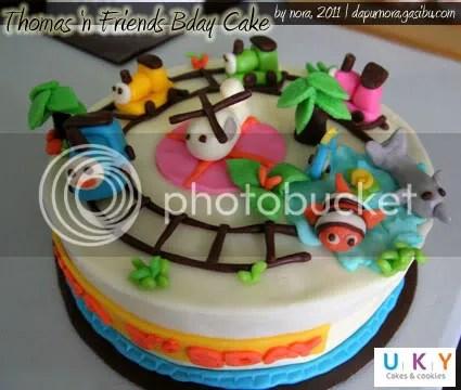 birthday cake bandung thomas