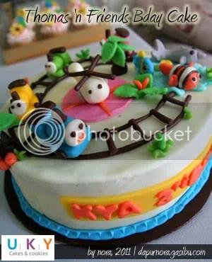 kue ulang tahun thomas