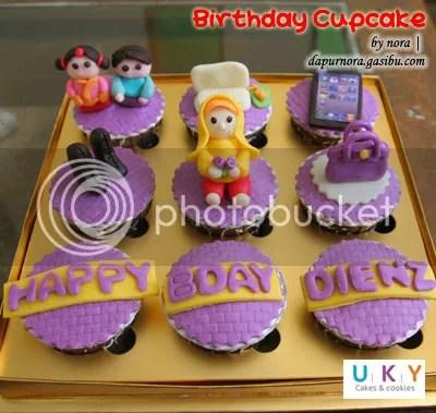 cupcake set bandung