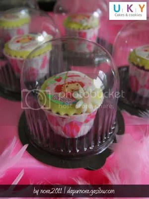 cupcake strawberry shortcake bandung