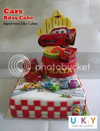 birthday cake cars bandung