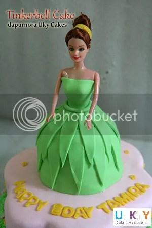 kue ulang tahun tinkerbell bandung