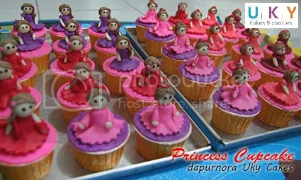cupcake princess bandung