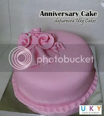Cake anniversary bandung