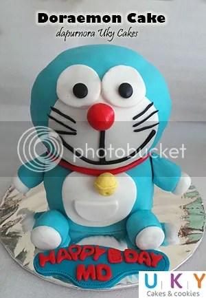 cake doraemon bandung