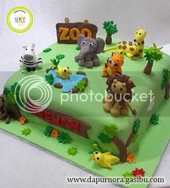 kue ulang tahun kebon binatang bandung