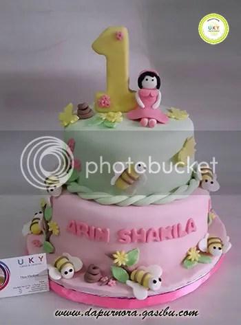 bee cake bandung