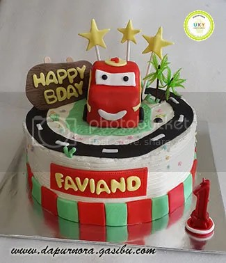 kue ulang tahun mobil bandung