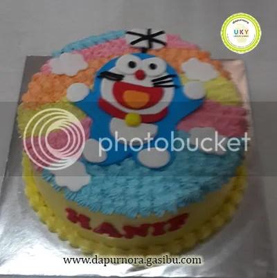 kue ulang tahun doraemon bandung