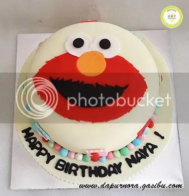 kue ulang tahun elmo bandung