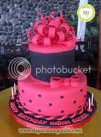 kue ulang tahun gadis remaja bandung