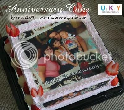 cake edible image bandung