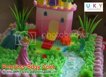 princess cake bandung