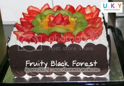 black forest fruity