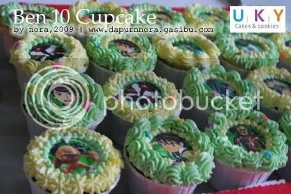 cupcake ben 10