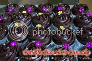 coklat cupcake