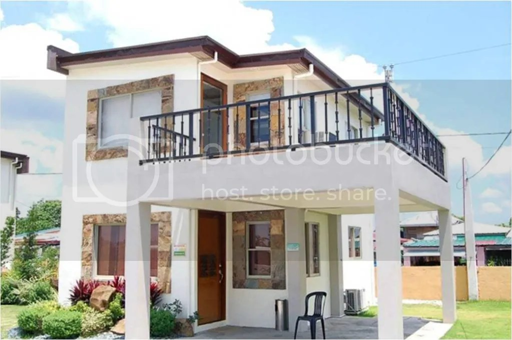 Philippine Island Homes  Oakwood  4 Bedroom Modern Style House Oakwood House Property Type  Single Attach