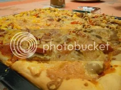 Pizza Aneka Topping