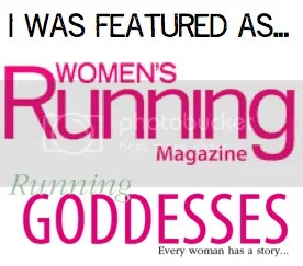 Running Goddess