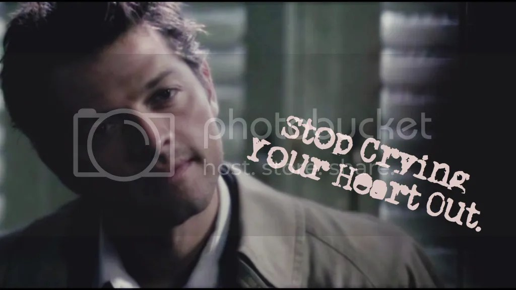 castiel crying photo: Stop Crying Your Heart Out stopcrying.png