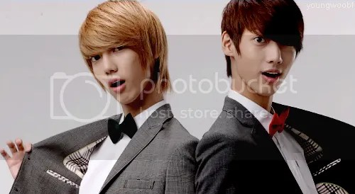 kwangmin and youngmin Pictures, Images and Photos