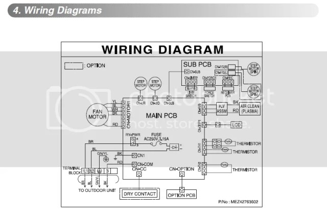 Mini Split System Wiring Diagram | Periodic & Diagrams Science