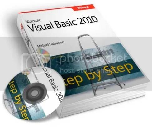 Microsoft Visual Basic 2010 Step By Step CD Package with ...