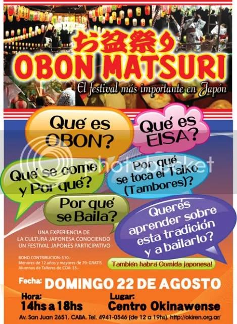 Obon Matsuri