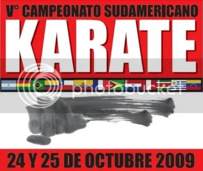 V Campeonato Sudamericano de Karate