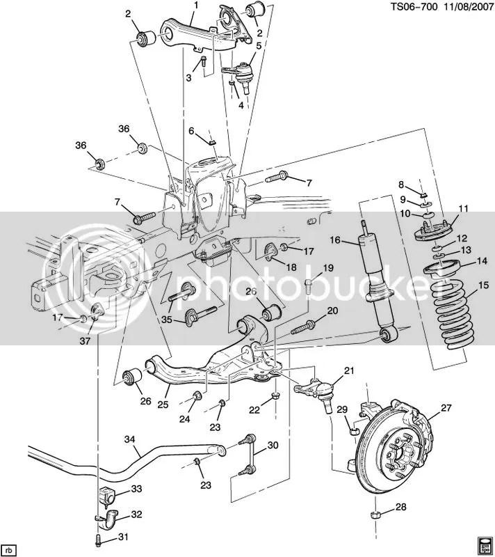 2005 chevy colorado parts diagram