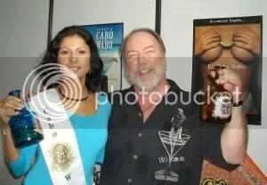 Tony, tequila & chica