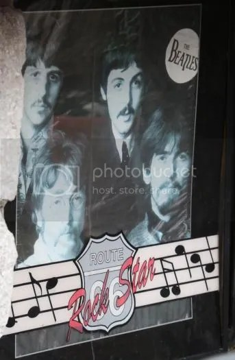 The Beatles: Route 66 Rock Star?