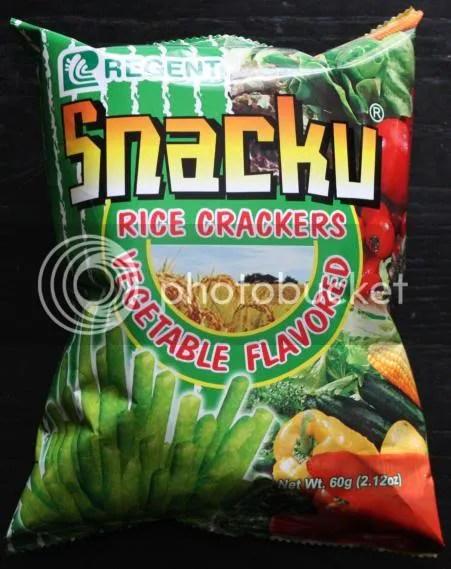Filipino junk food