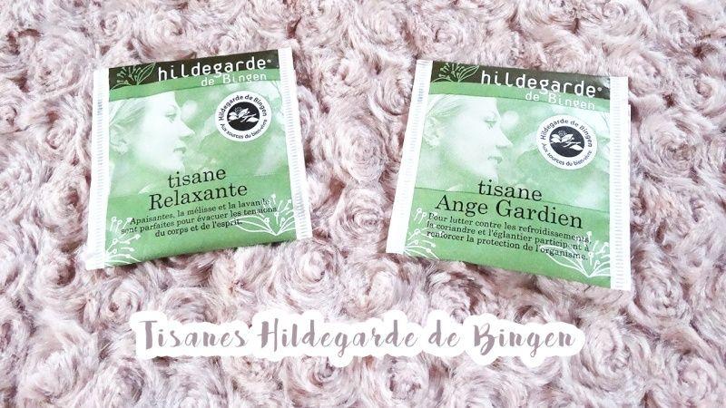 Tisanes Hildegarde de Bingen