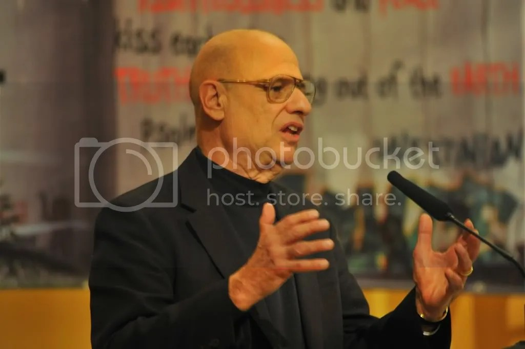 Rev. Tony Campolo; photo from Stephen Sizer's site.