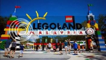 Theme park LegoLand Malaysia