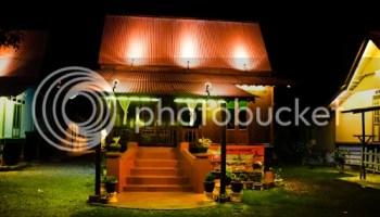 rumah tradisional melayu kampung morten