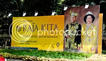 banner pameran raja kita