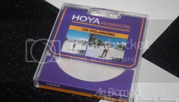 Hoya CIR polarizing lens filter