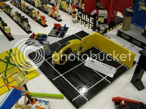 Lego Tron Chad Mealey 1