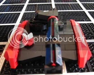 Lego Tron Chad Mealey 3